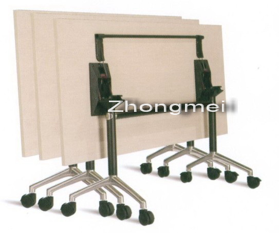 China Flip Top Table Frame (HM-FF1508) - China Training Table, Flip ...