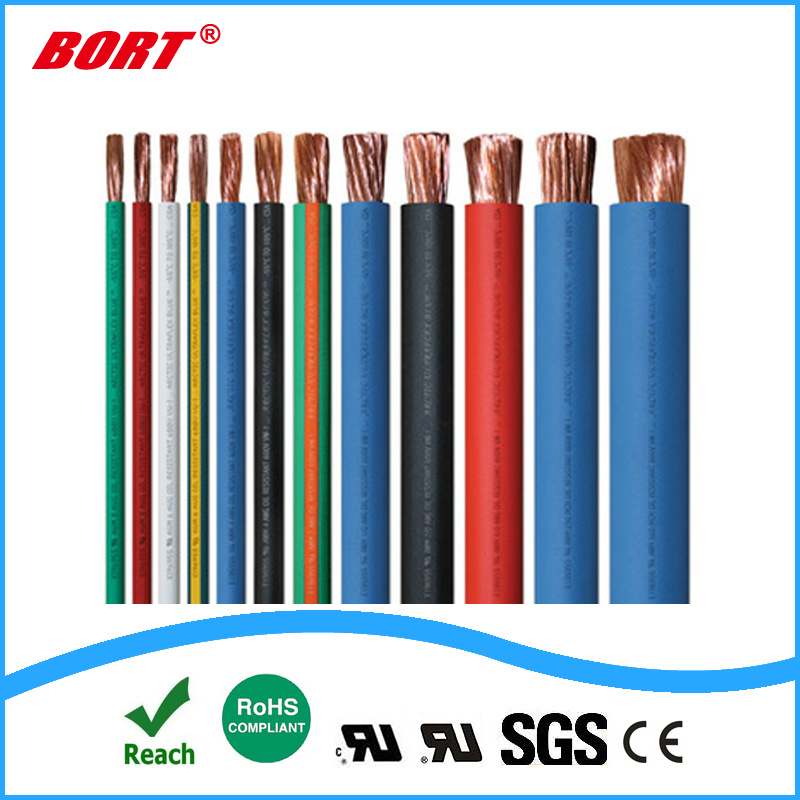 China UL-1017 Single Conductor with Extruded Insulation, UL Standard ...