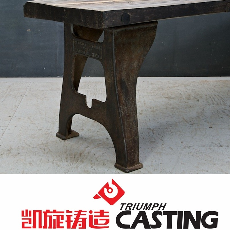 Base Cast Iron Metal Table Legs