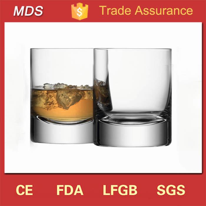 d3cdddc7cbb7 China Wholesale 16oz Round Whisky Glass Old Fashion Whisky Glass - China  Round Whisky Glass