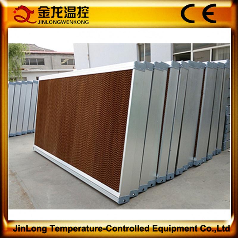 China Jinlong Poultry Equipment Honey Comb Evaporative Cooler Pads