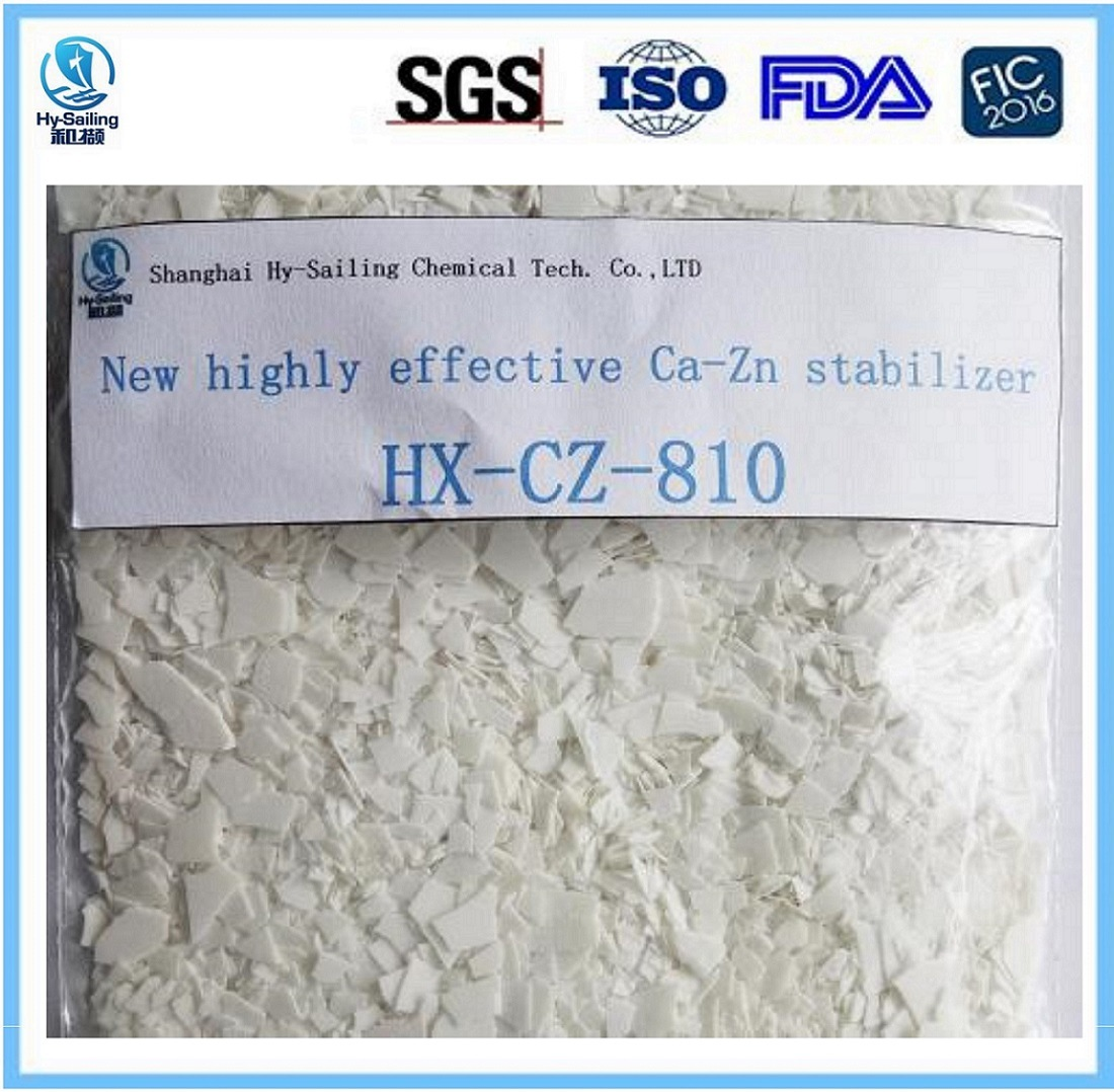 New Technology High Active Ca-Zn Stabilizer