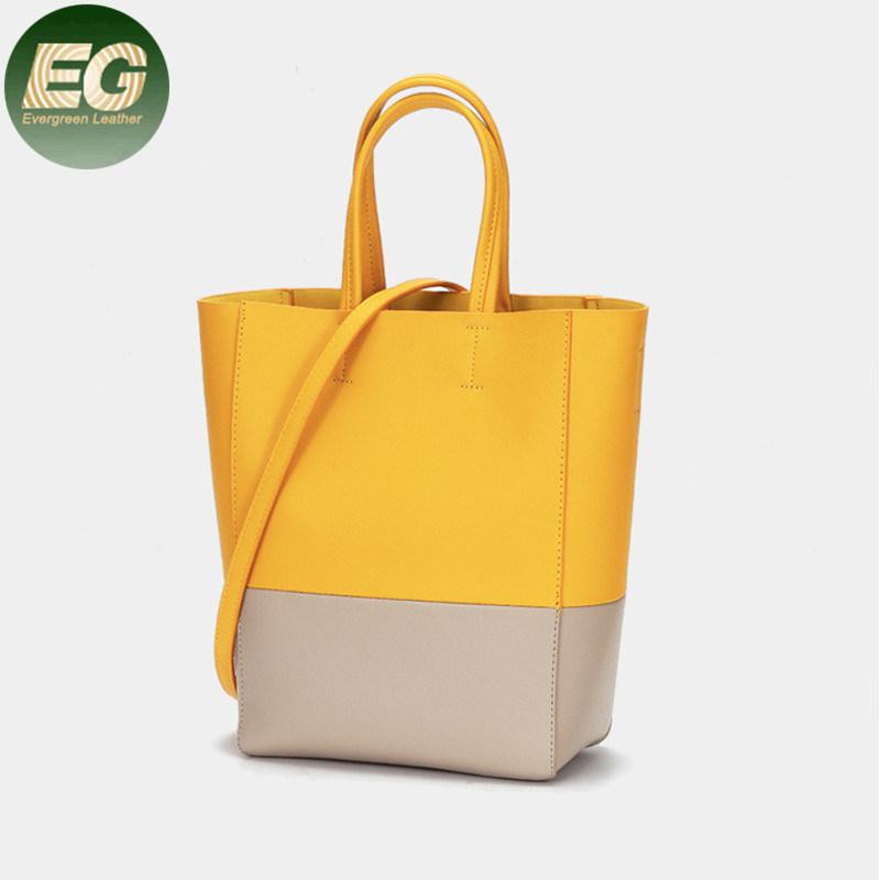 Vintag Crossbody Bags Women Leather Shoulder Handbags Large Capacity Bucket Bag