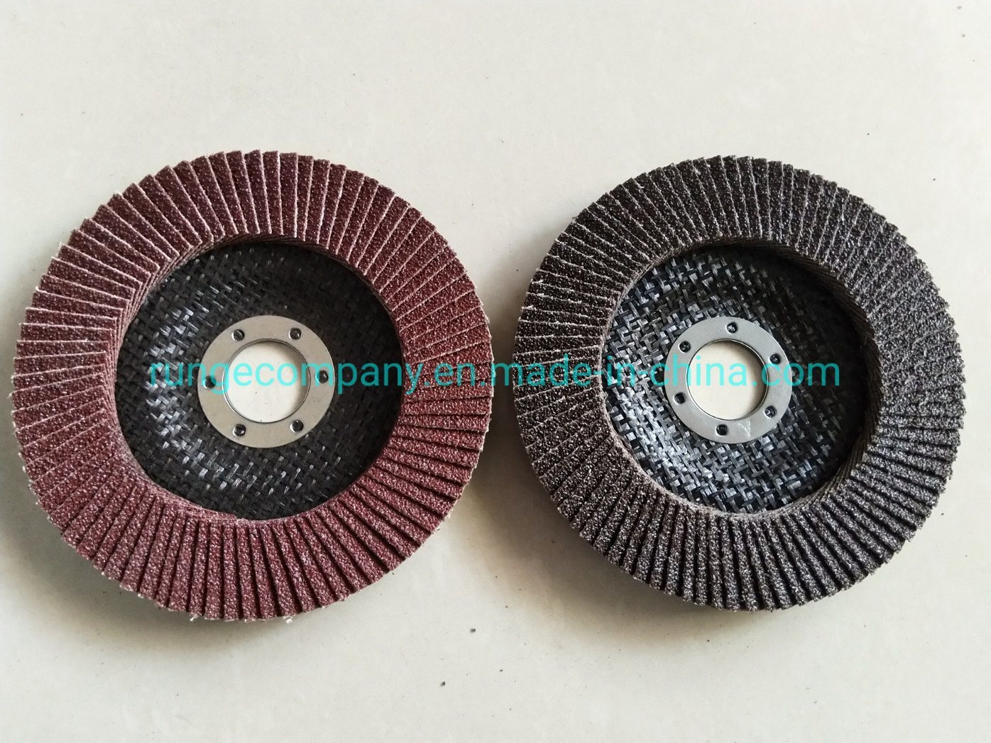 "200pcs Flap Discs 4-1//2/"" inch x 7//8/"" A//O 60 Grit  for Metal Woods Plast"