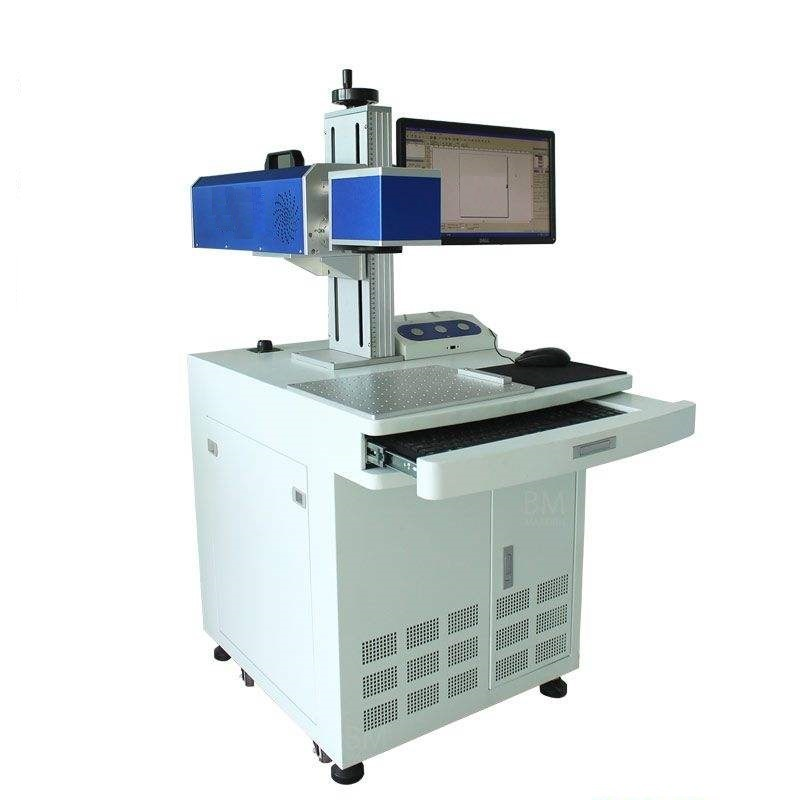 20W Desktop Laser Marking Machinery