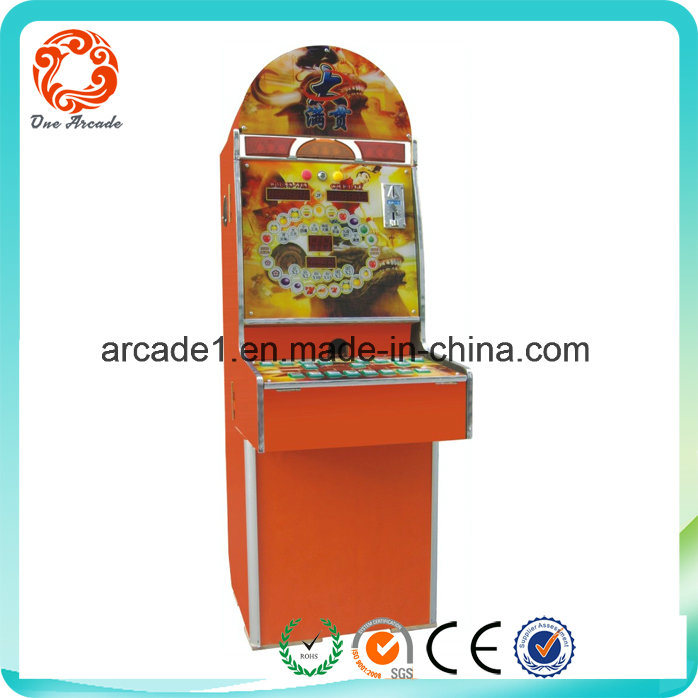 Best Selling in Africa Coin Operated Gambling Board Slot Game Machine pictures & photos
