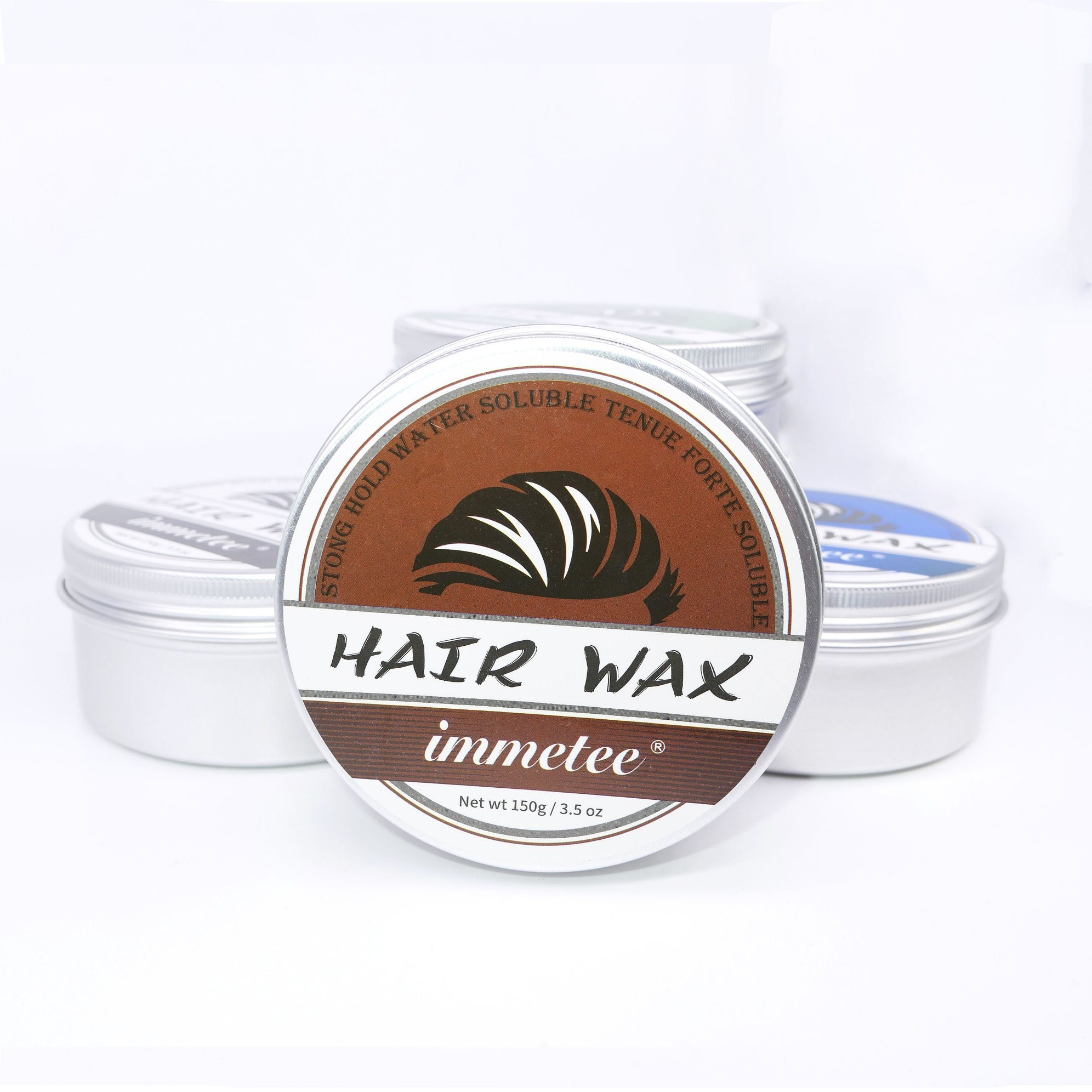 China Natural Hair Styling Products Transparent Hair Wax Hair Gel Wax China Water Based Hair Wax And Hair Wax For Styling Price