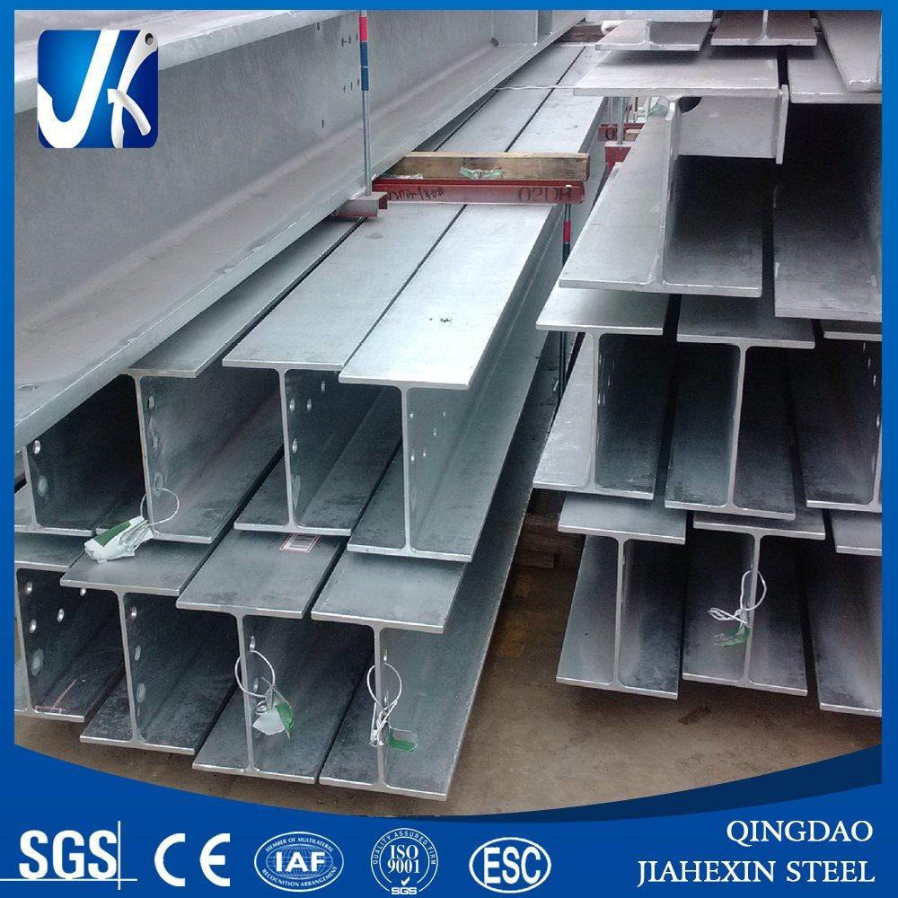 [Hot Item] Hot DIP Galvanized Specification H Beam, H-Beam Sizes, H Iron  Beams, H Column