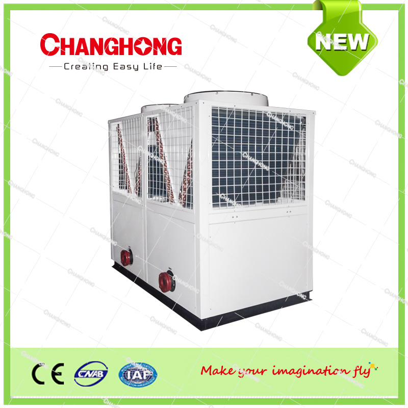 Air Cooled Water Modular Chiller Air Conditioner