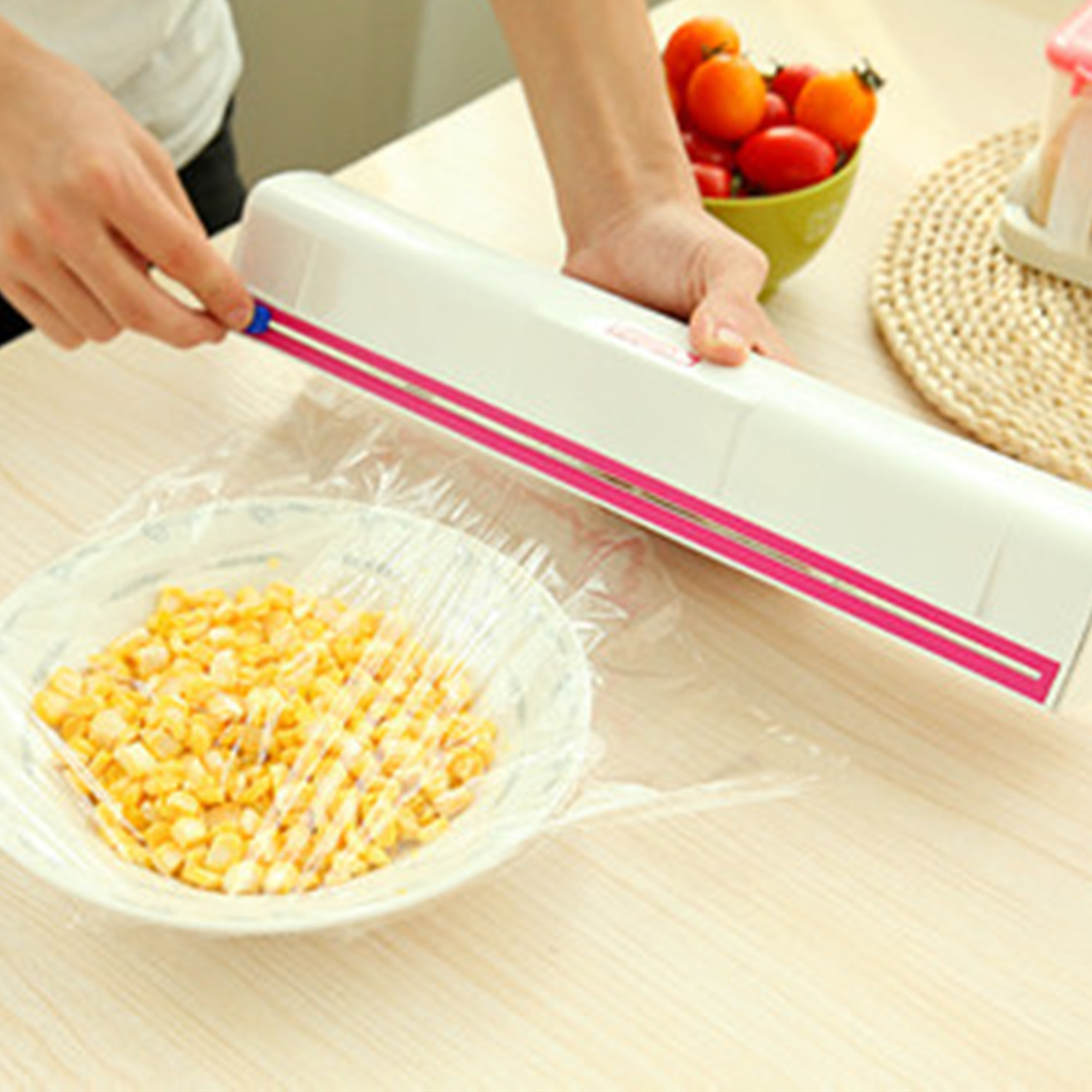 [Hot Item] 7 Mic LLDPE Pallet Plastic PE Wrapping Film Cling Wrap