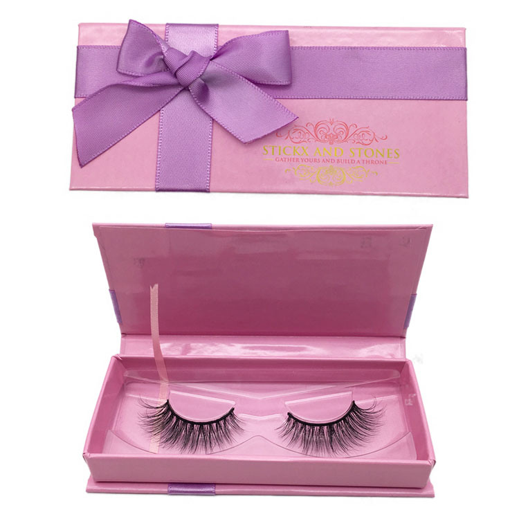 China Private Label Cosmetics Wholesale Mink Lashes 3D 5D