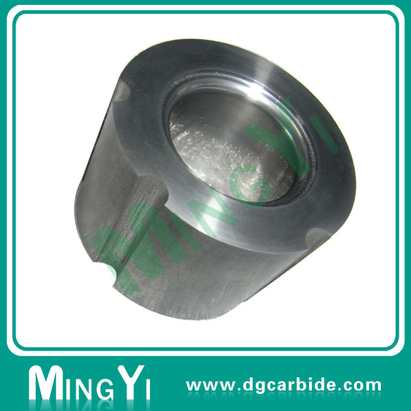Tungsten Caride Button Die With Dowel Slot