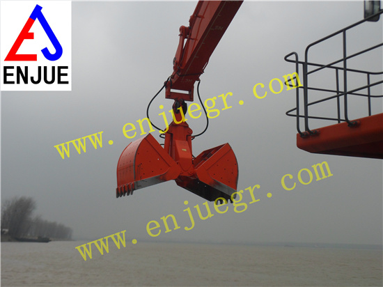 Chinese Manufacture for Hydraulic Clamshell Grab Excavator Bucket for Sale