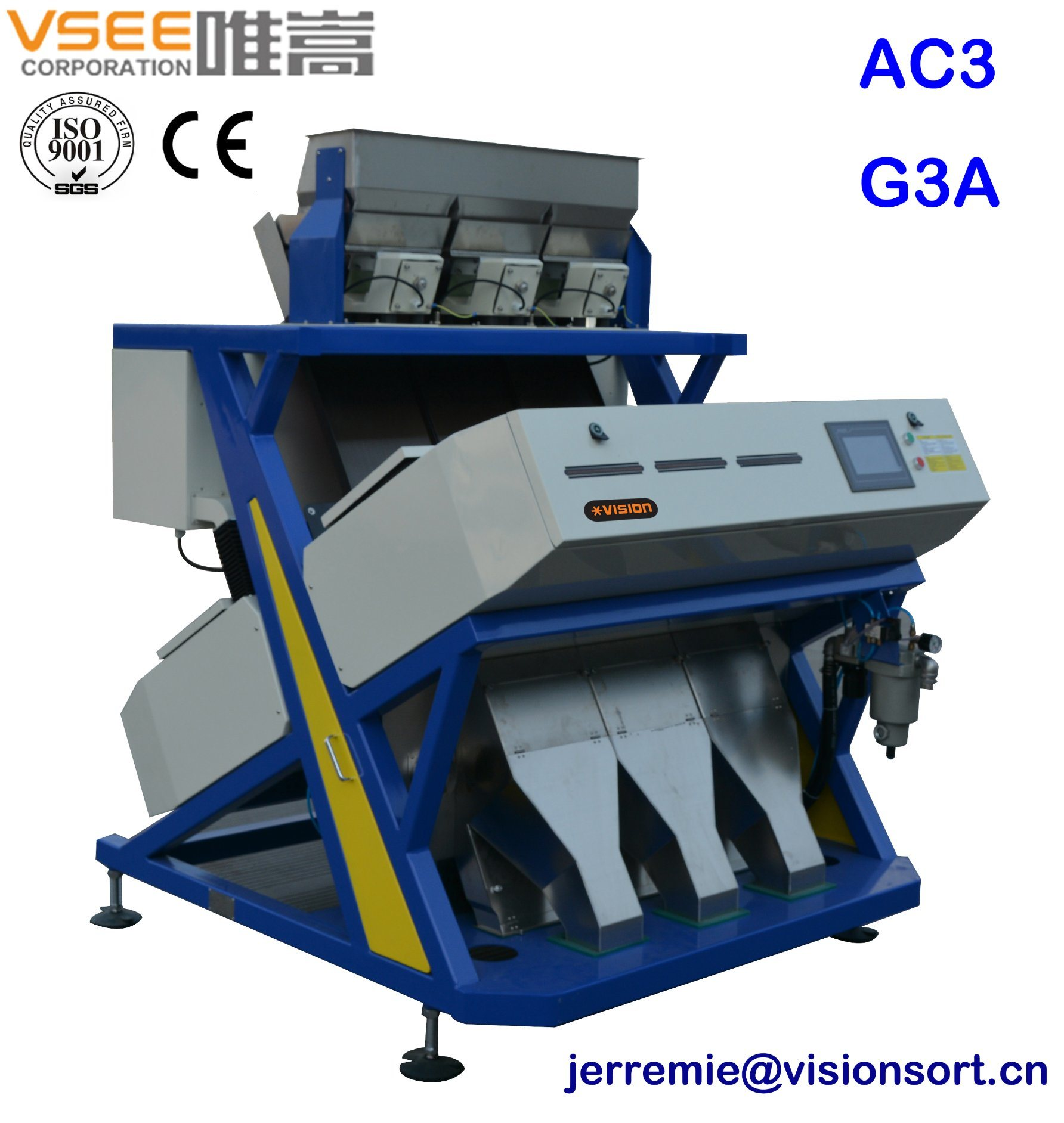 [Hot Item] The Philippines Maize Sorting Machine Best Seperating From China