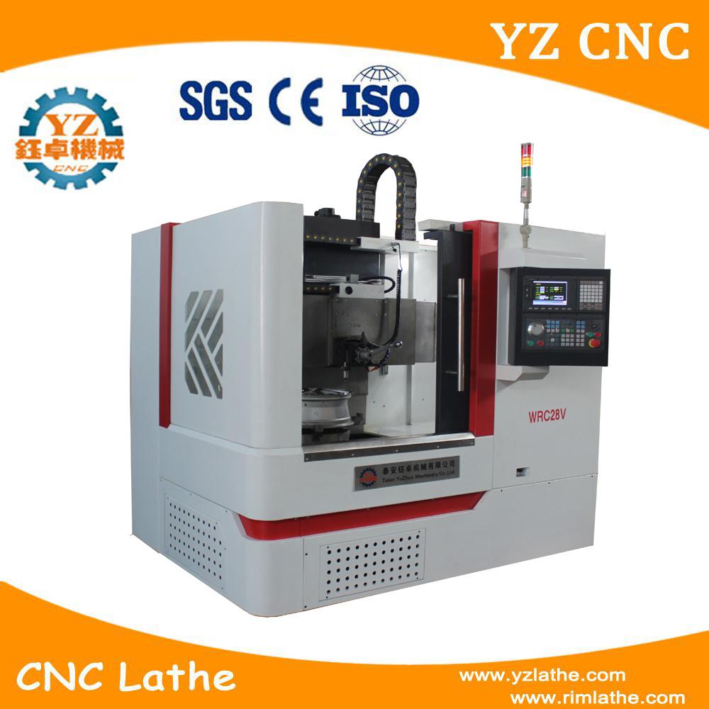China Wrc28V Alloy Wheel Repair - Rim Repair Digitizer Probe CNC ...