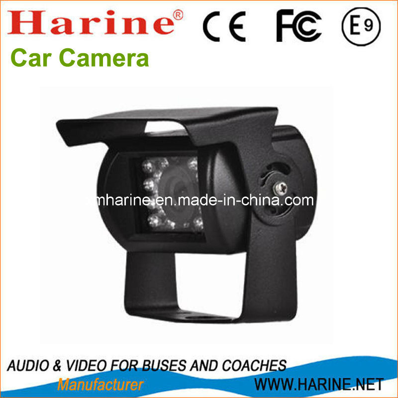 Vehicle Digital IR Waterproof Camera Mini CCD Night Vision Camera