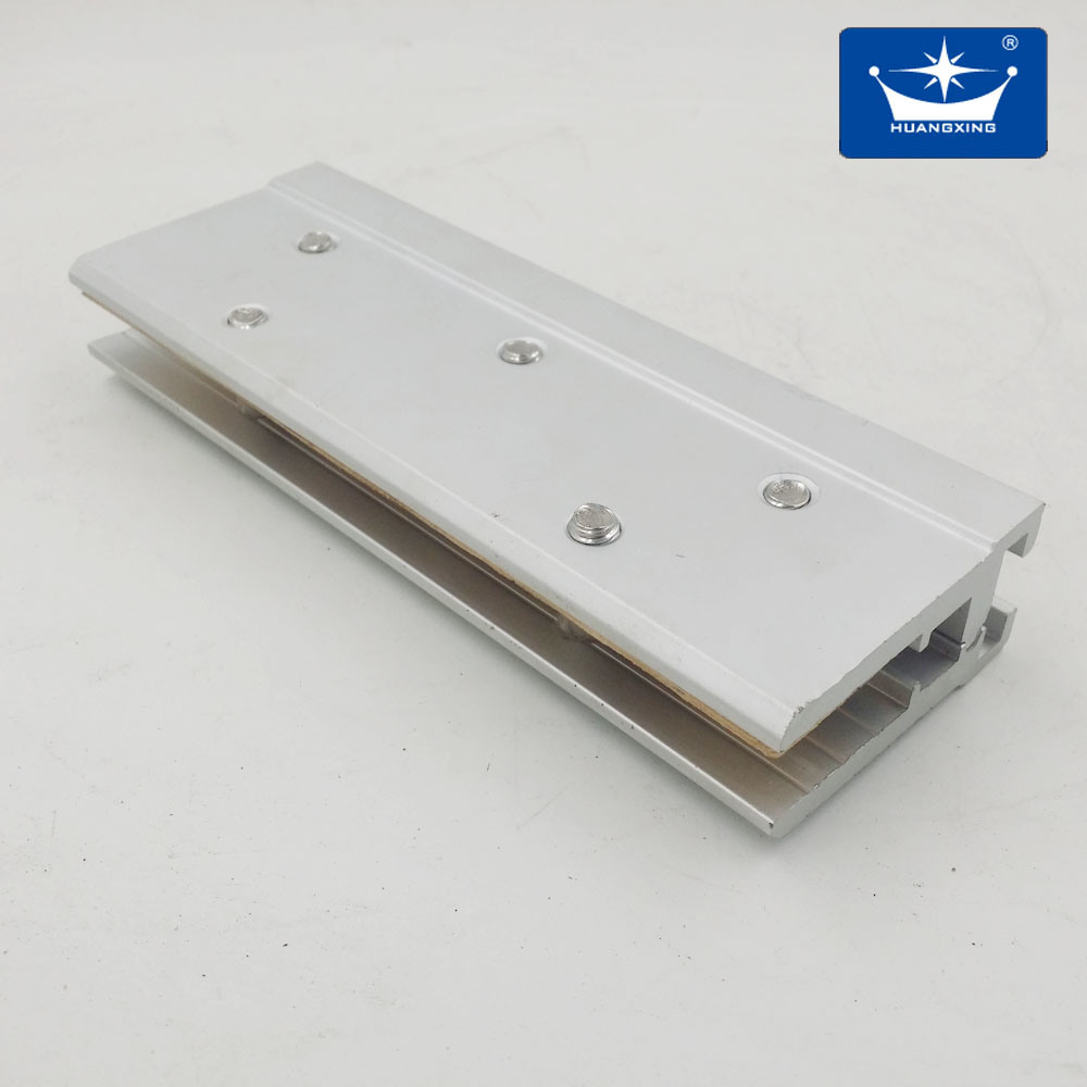 Aluminum Glass Door Clamp/Automatic Door pictures & photos