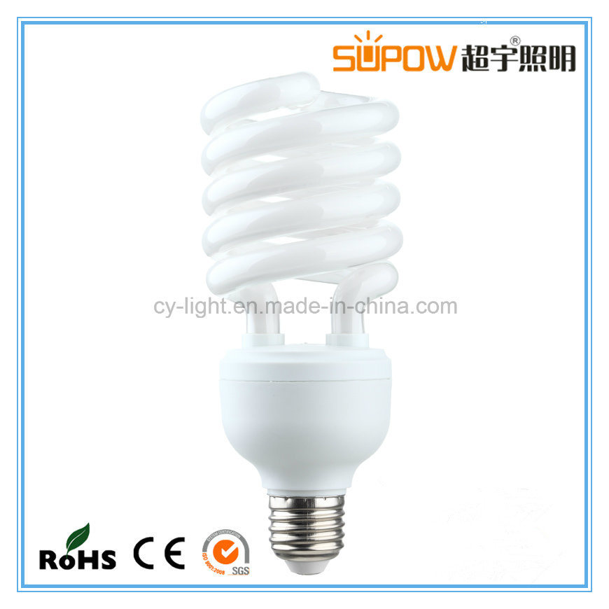 CFL Light Bulbs T4 Half Spiral 12W Energy Saving Lamp