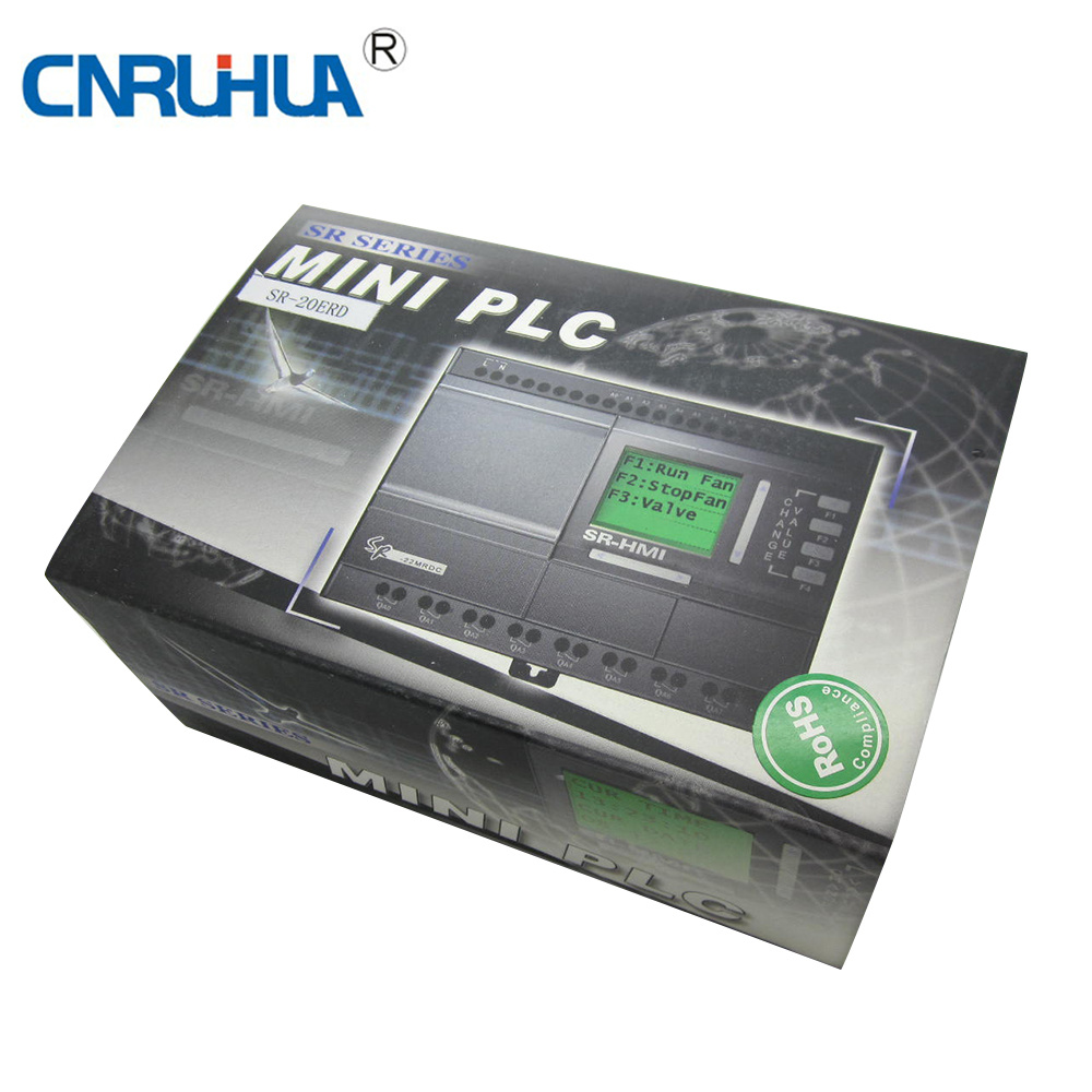 High Quality New Design Sr-20erd PLC