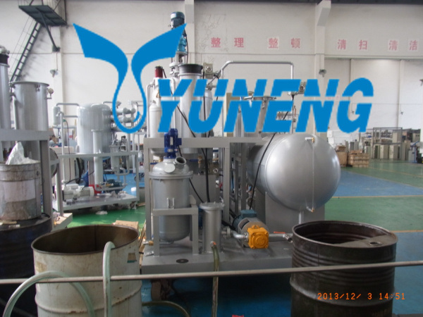 Cheap Price Waste Tire Oil Recycling Machine Made in China