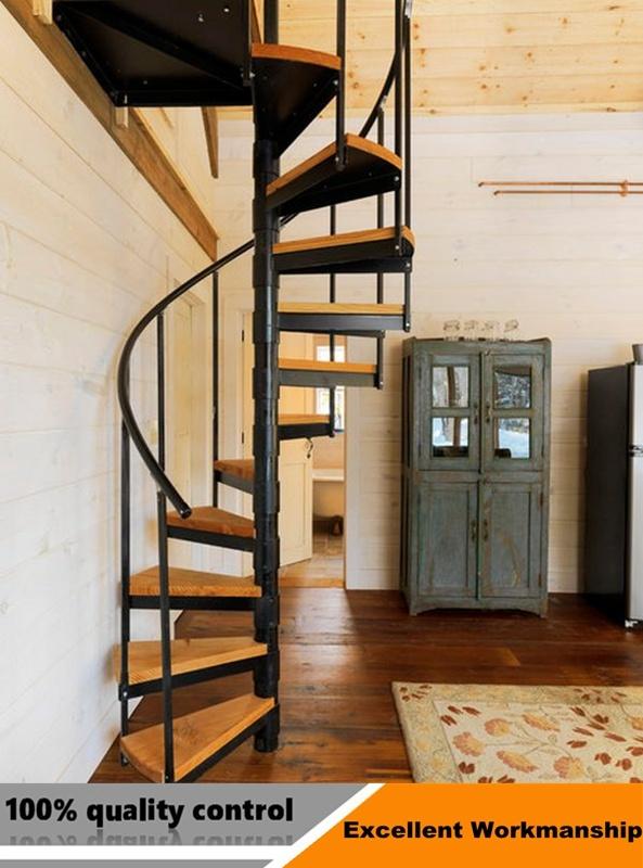 Best Price Custom Design Stainless Steel Spiral Staircase