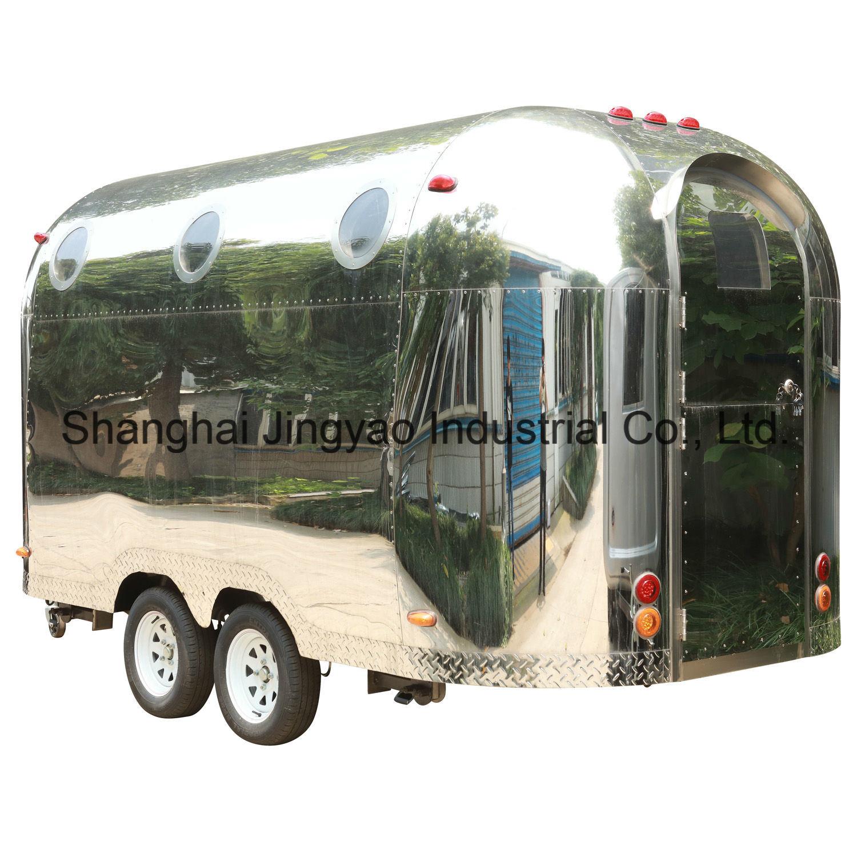 China 15ft Van Caravan 24ft 21ft Slide Out Rv Van Caravan