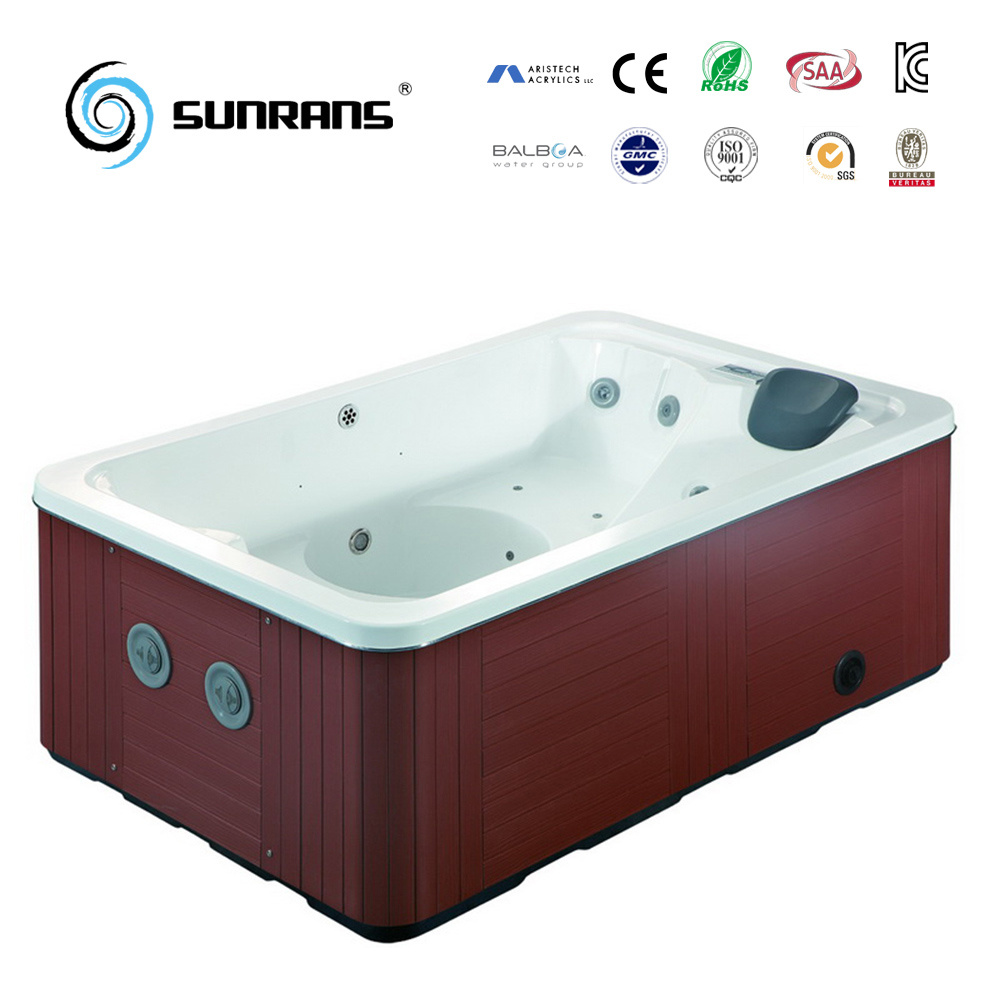 China Hot Discount Above Ground Portable Tub SPA with Balboa System ...