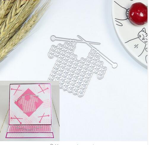 China Craft Cutting Dies For Scrapbooking Craft Steel Paper