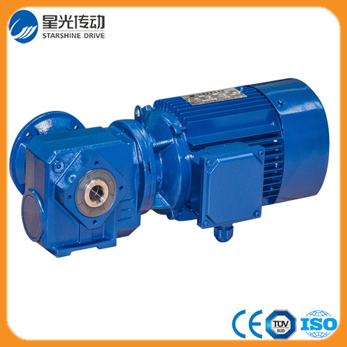 Small AC Gear Electric Motor with Reduction Gear
