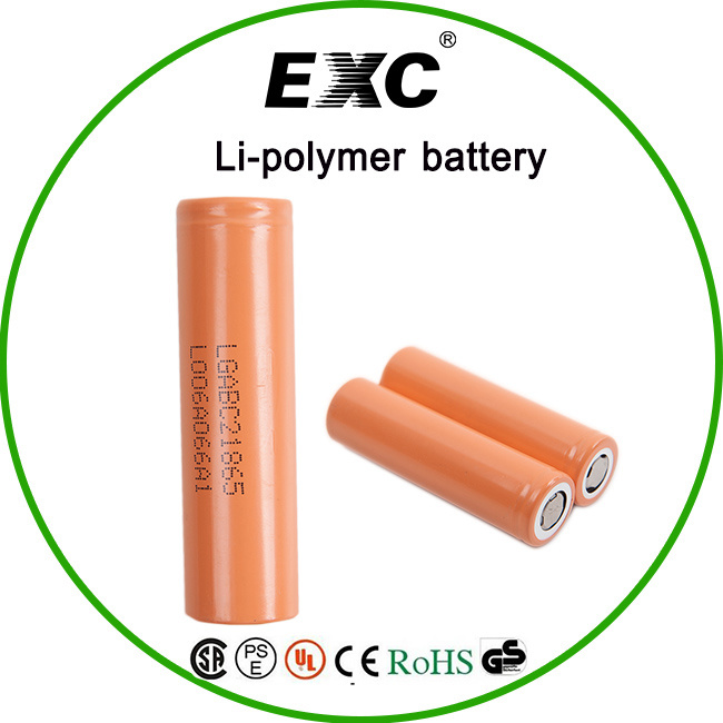 Authentic 3.7V Cylinder Lithium Ion Battery Li-ion 18650 2000