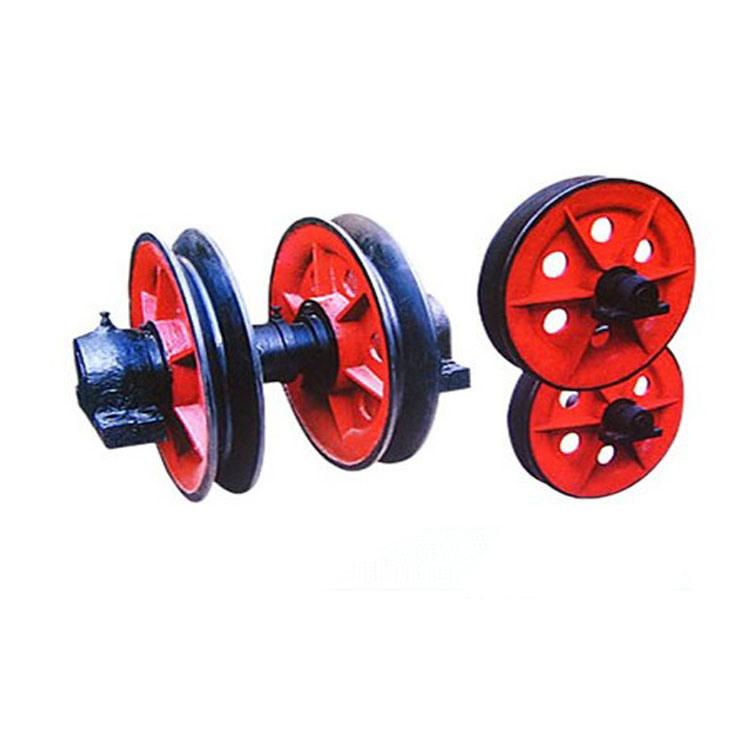 China Tzg Lifting Wire Rope Guide Wheel Head Sheaves - China Head ...