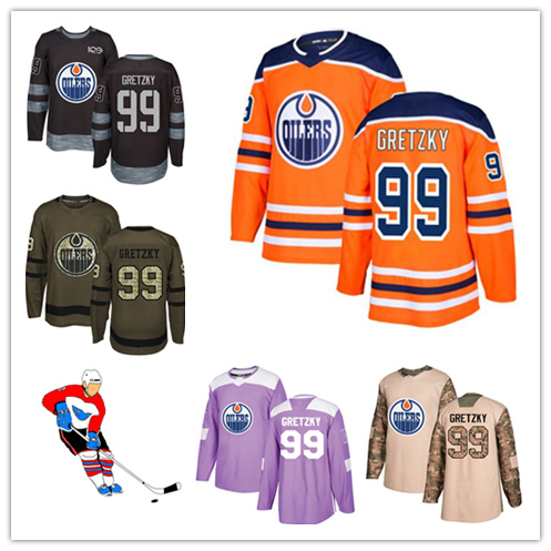 best service 6b881 6ce6b [Hot Item] Men Women Youth Oilers Jerseys 99 Wayne Gretzky Hockey Jerseys