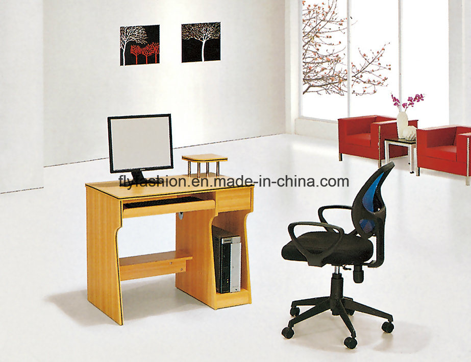 [Hot Item] Simple Design Wooden Office Computer Table (PC-12)