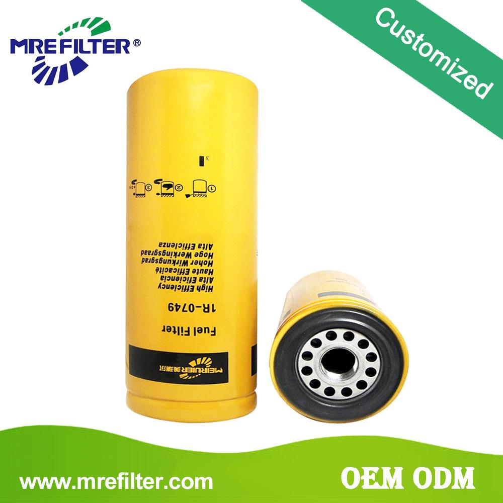 [Hot Item] Auto Spare Parts Fuel Filter for Caterpillar Equipment (1R-0749)