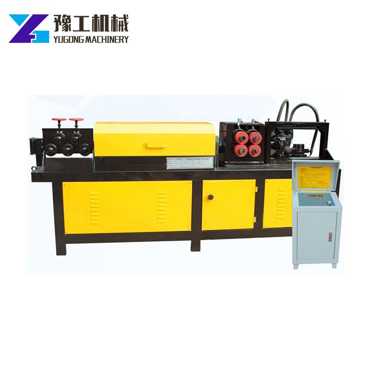 [Hot Item] Steel Wire EDM Cut to Length Cutting and Straightening Machine  Manufacturers