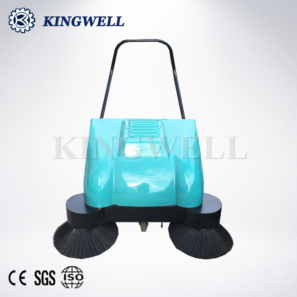 China Kw 1000c Electric Floor Sweeper For Sale China Road