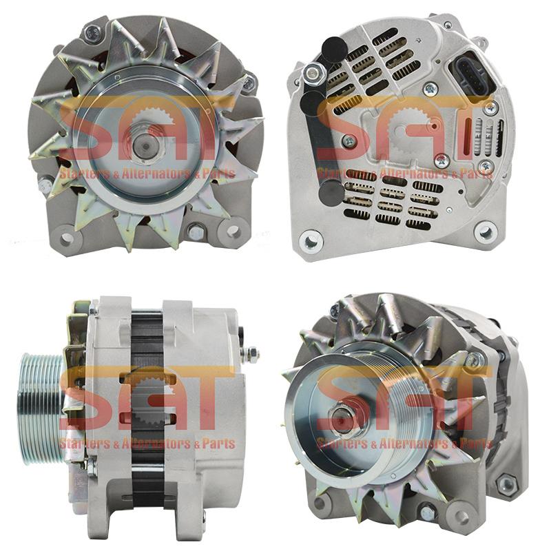 China Heavy Duty Car Alternator For Scania Truck 1794114 A9tu6499