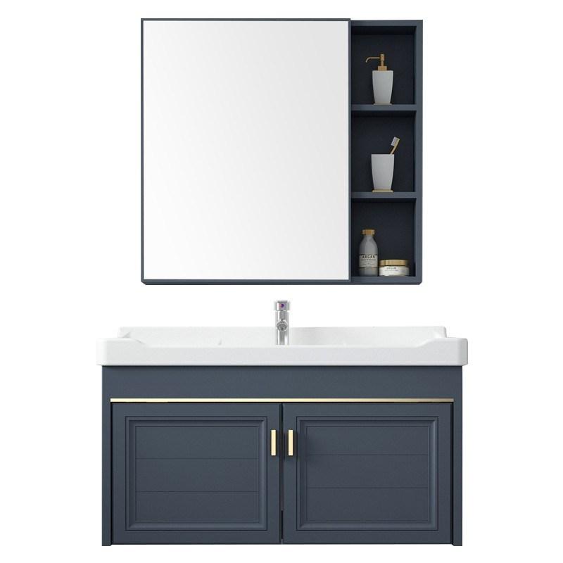China Joinin Modern Design Aluminum, Sink Cabinets Bathroom