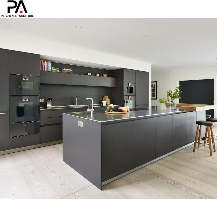 China Modular Kitchen Island Style Black Lacquer Kitchen Cabinets China Kitchen Cabinets Kitchen Furniture
