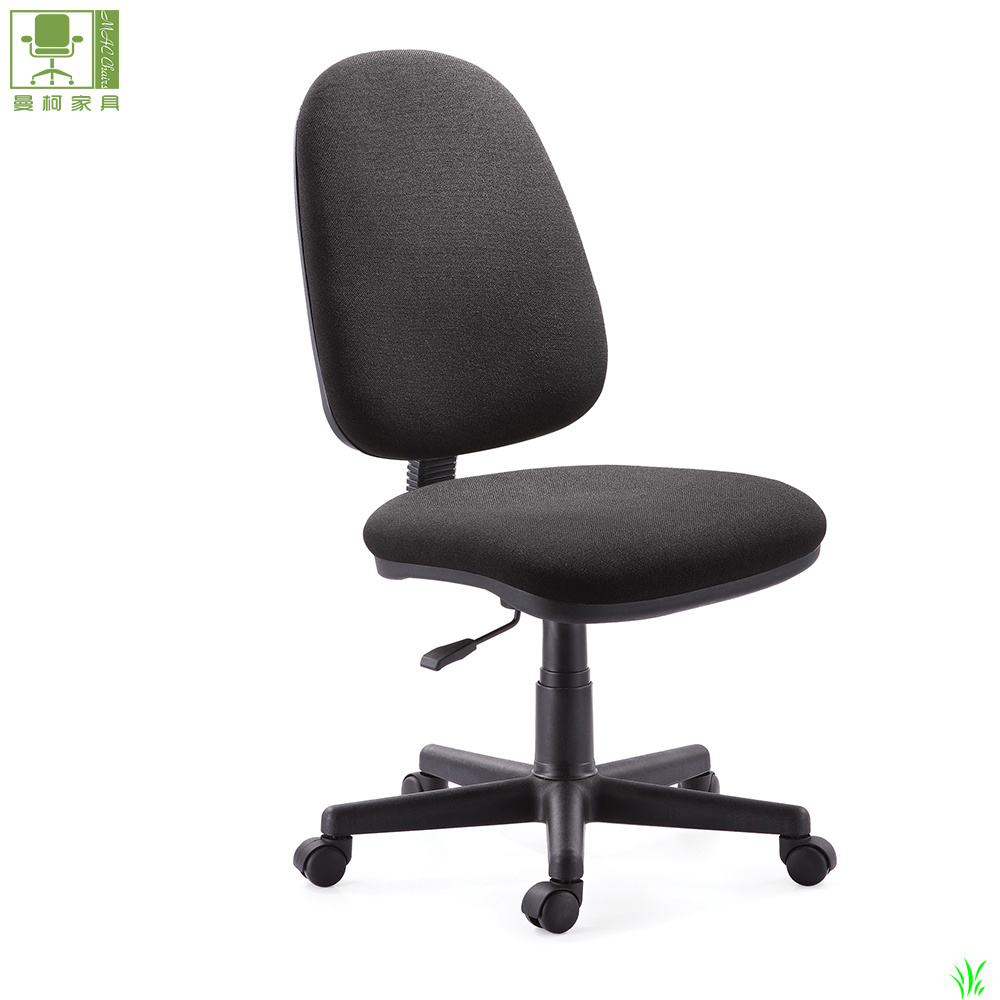 China Small Chair Hongkong Office Specification Antique Fabric Cover Office Chair China Swivel Chair Staff Chair
