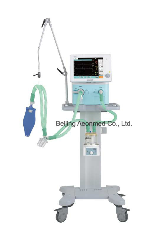 ICU Turbine Ventilator with Ce Certificate