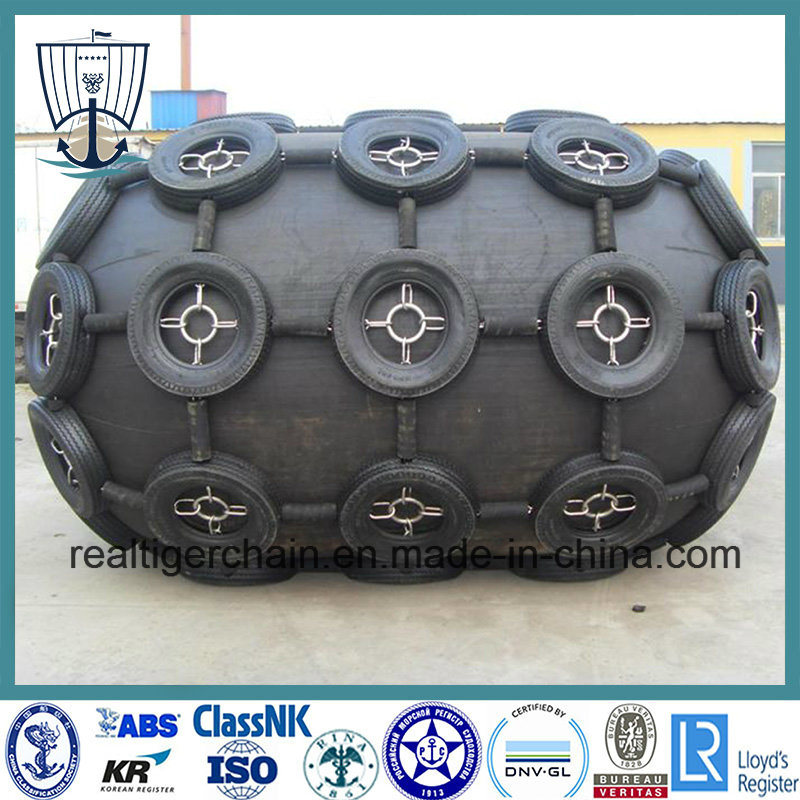 Yokohama Marine Floating Pneumatic Rubber Fender for Ship Protection