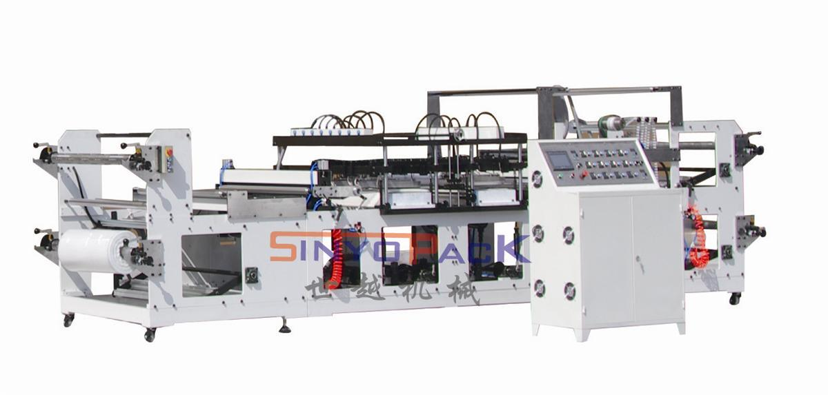 High Speed Cushion Air Column Making Forming Welding Machine (SY-1200)