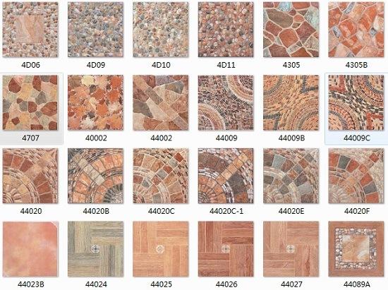 China Ceramic Floor Tile Porcelain Wall And Floor Tile At Garden