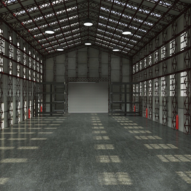 Environmental Light Steel Structure Prefab Warehouse with Office Room pictures & photos