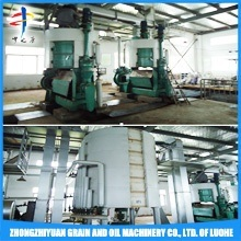 Rice Bran Oil Extracting Machinery with Good Price