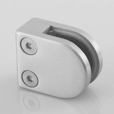 TUV Certificated Stainless Steel Glass Clamp