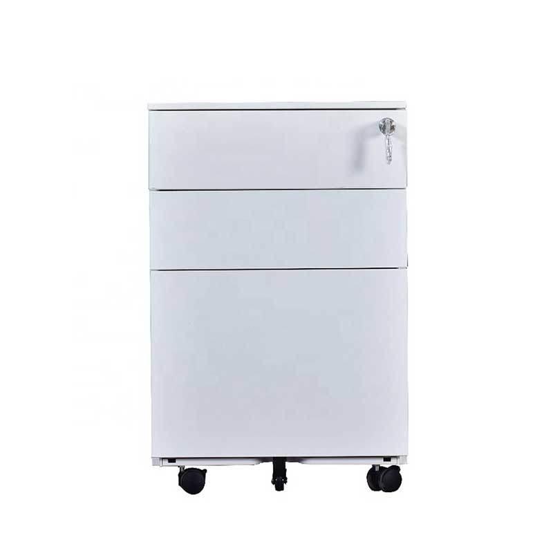 Mingxiu Steel Cabinet 3 Drawer Small