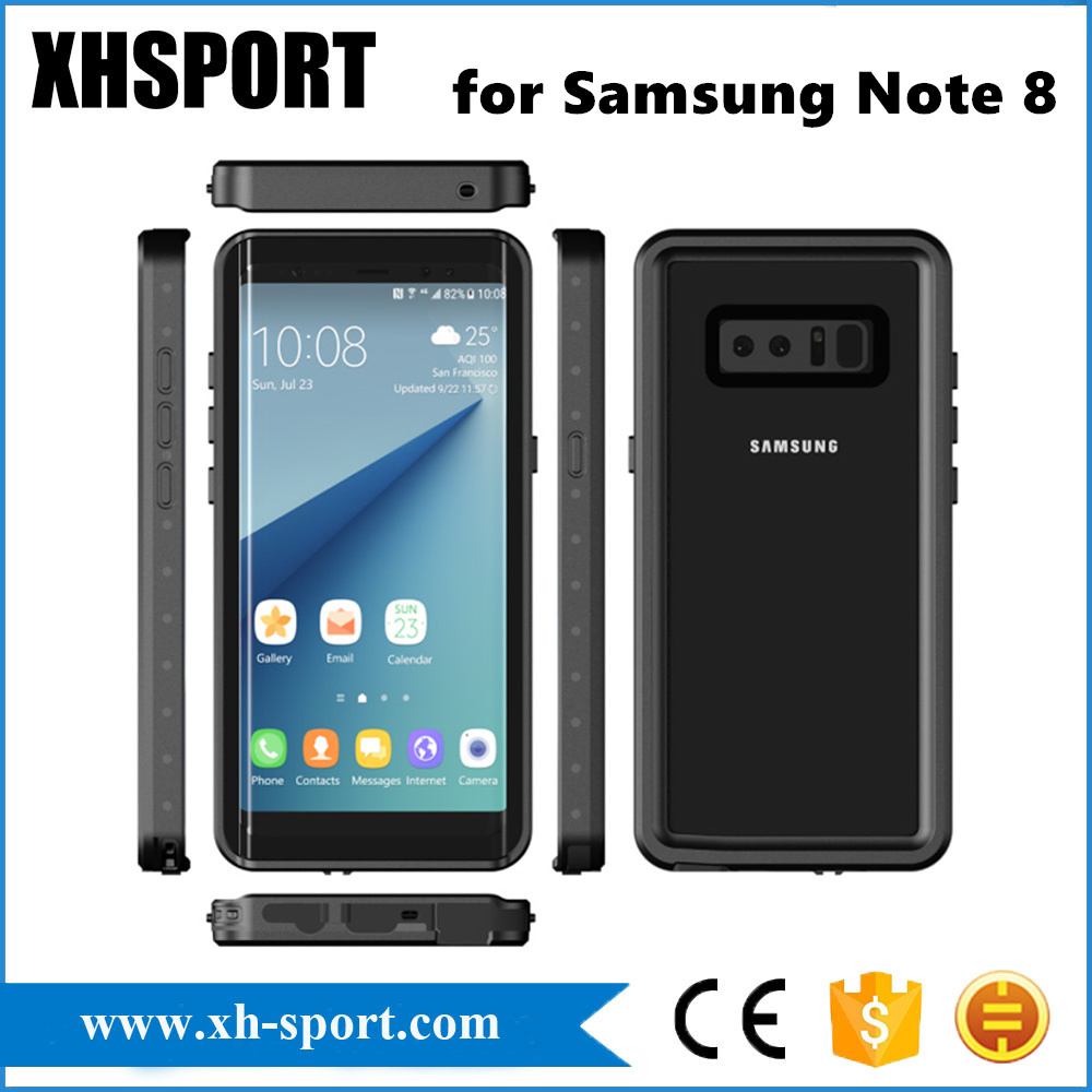 separation shoes 1f755 12503 [Hot Item] Full Cover Protective Waterproof Cell Phone Case for Samsung  Note 8