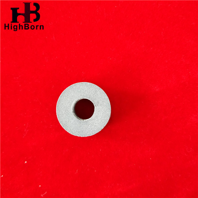 China Silicon Carbide Email Nail Sic Insert Wear Resisting Ceramic